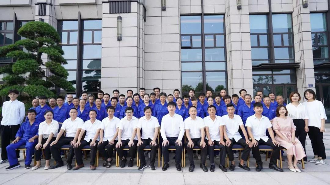 安吉元丰茶叶机械有限公司召开2021年度会议